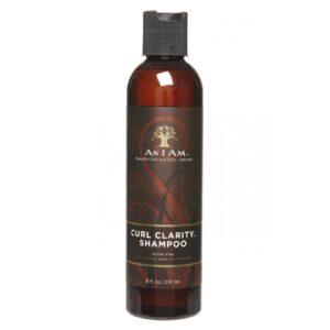 Clarifying shampoo voor krullen en kroeshaar