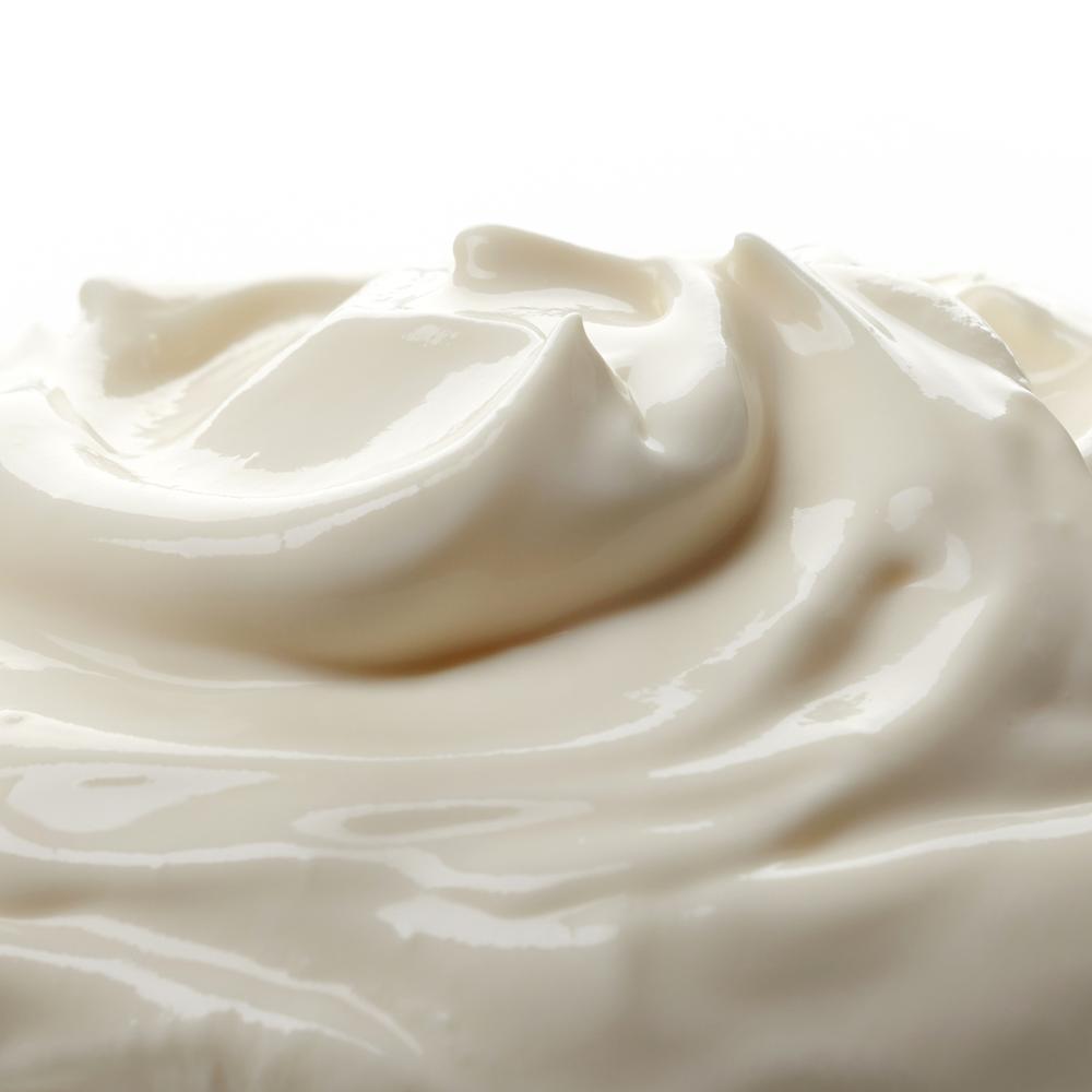 Cream conditioner voor kroeshaar en krullen