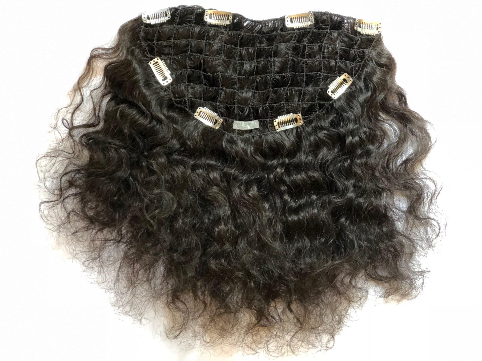 Weave golvend haar
