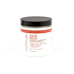Siliconenvrije haarcrème als leave-in conditioner