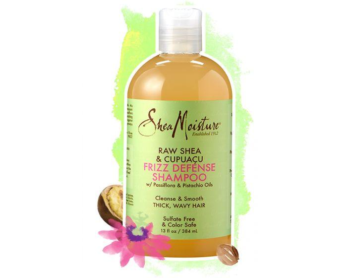 Anti-Frizz Shampoo voor dik haar