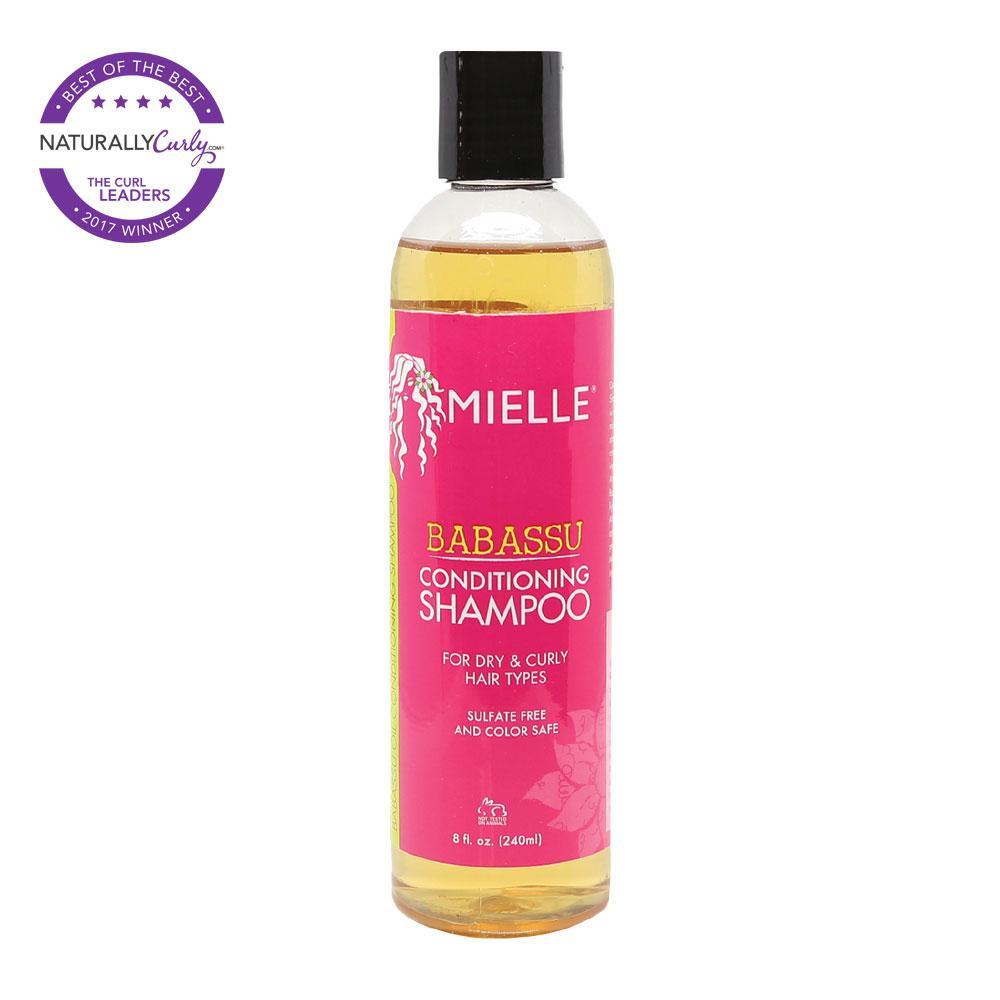 Conditioning shampoo voor droge krullen