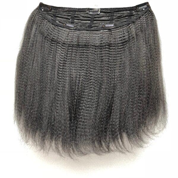 Instant haar weave afro haar