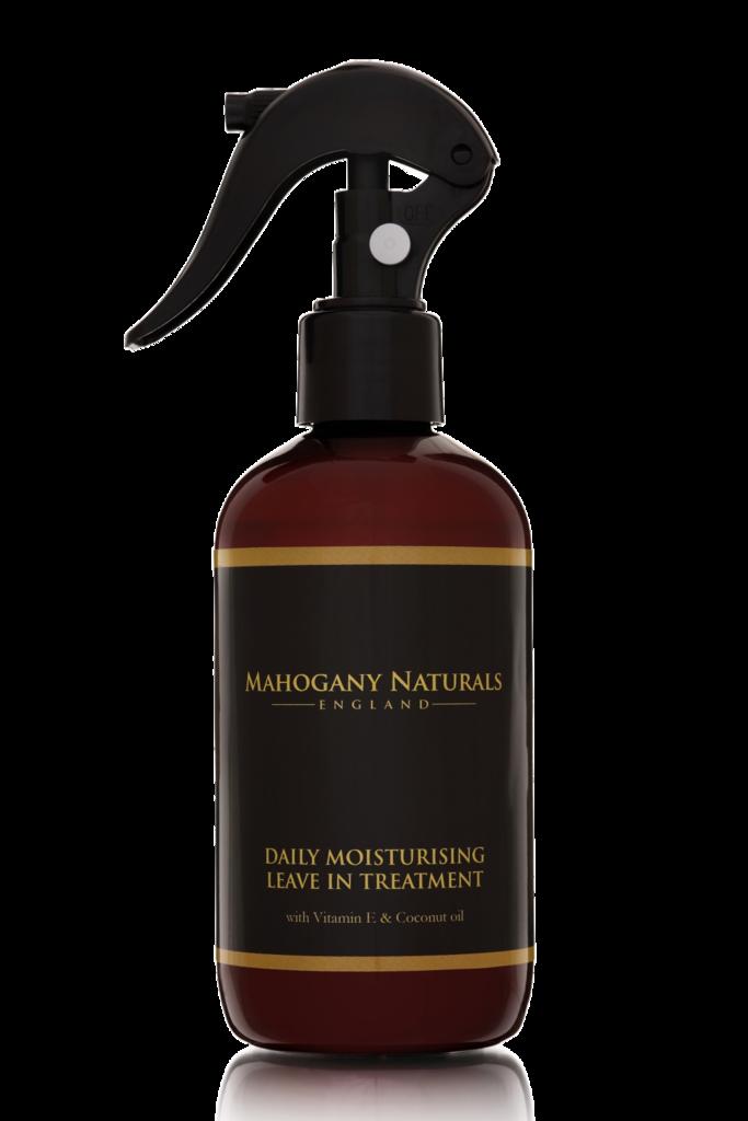Haar moisturizer voor dagelijks gebruik