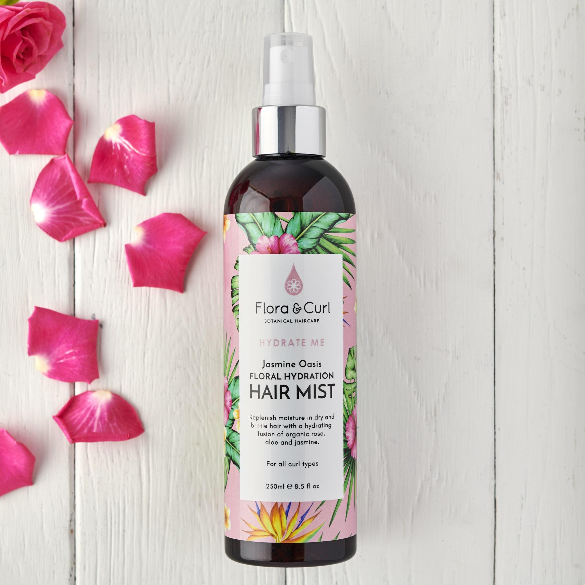 Hydraterende haarspray
