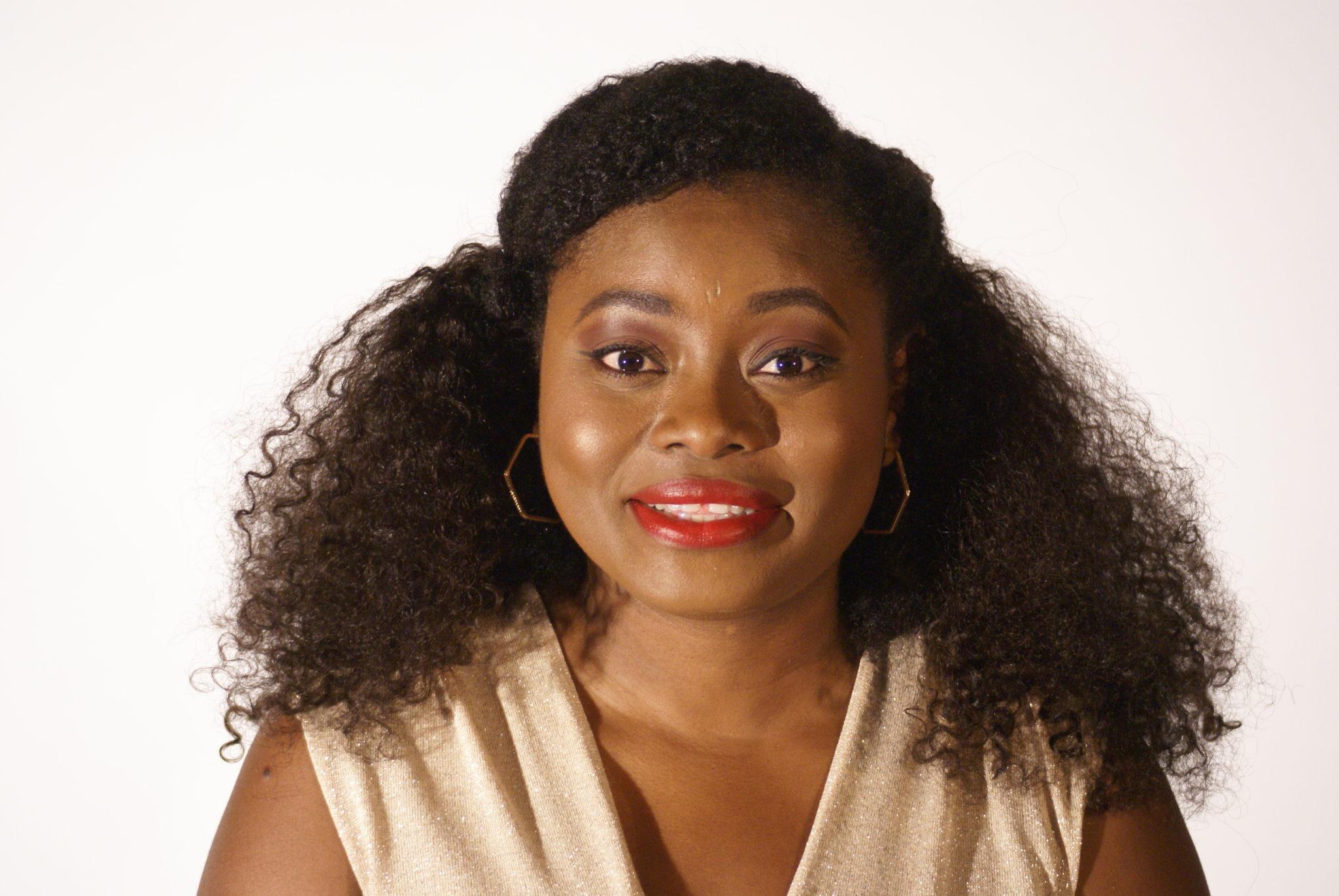 Afro Kinky Curl haarstuk