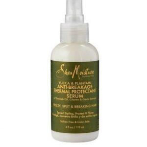 Hittebeschermend serum voor droog breekbaar haar