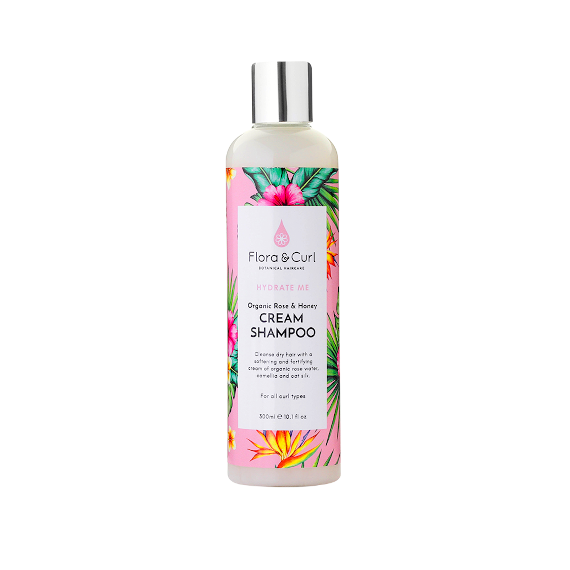 hydraterende shampoo voor krullen en kroeshaar