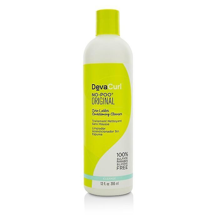 No-Poo sulfaatvrije shampoo