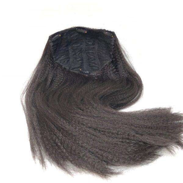 Haarstuk kroeshaar