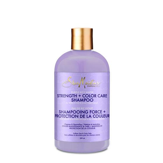 Shampoo voor gekleurd haar zonder siliconen
