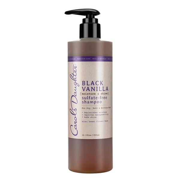 Sulfaatvrije shampoo voor droog, futloos haar