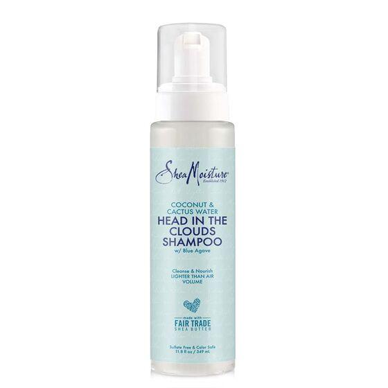 Volume shampoo voor fijn golvend haar en krullen