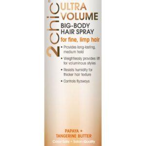 Volume Spray voor fijn haar